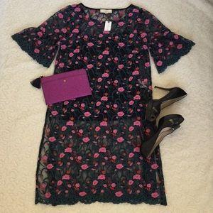 Anthropologie Moulinette Souers Floral Dress NWT